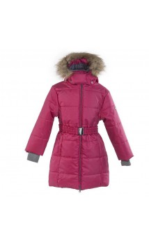 Зимнее пальто для девочек и девушек YACARANDA 1203AW00-063