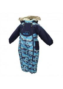 Зимний комбинезон для малышей BENNY 3156CW13-836